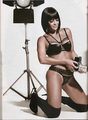 Confira novas fotos da Valentina do programa do ratinho na Playboy